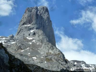 Picos de Europa-Naranjo Bulnes(Urriellu);Puente San Isidro; conocer gente bola del mundo hoces del d